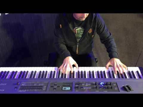 Rock Piano & Clav: DEXIBELL VIVO sound demo by Ralf Schink