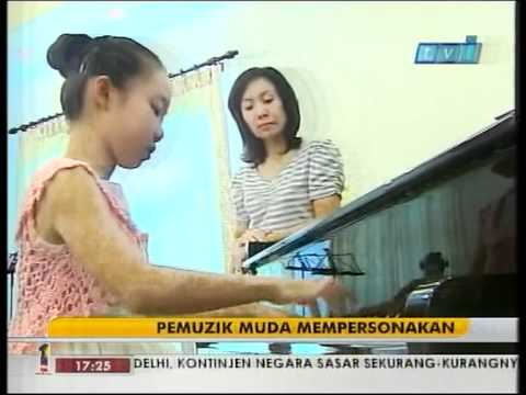 Yap Qin & Yap Yi,  RTM - TV1 Interview Travel Video
