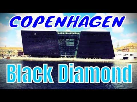 The Black Diamond Copenhagen | Denmark Architecture Design | Copenhagen Building Construction