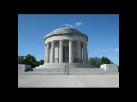 RATIO Architects - George Rogers Clark Memorial Restoration
