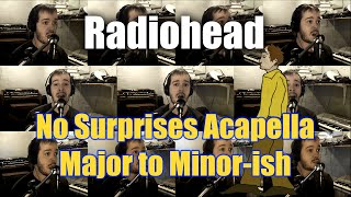 free mp3 songs download - Radiohead no surprises acapella