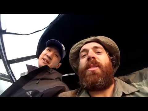 Fishing with Dan and Tim