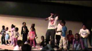 CHURCH PERFORMANCE - CHRISTIAN RAP By Dynasty ( ZION CHURCH HALLELUJAH FESTIVAL )
