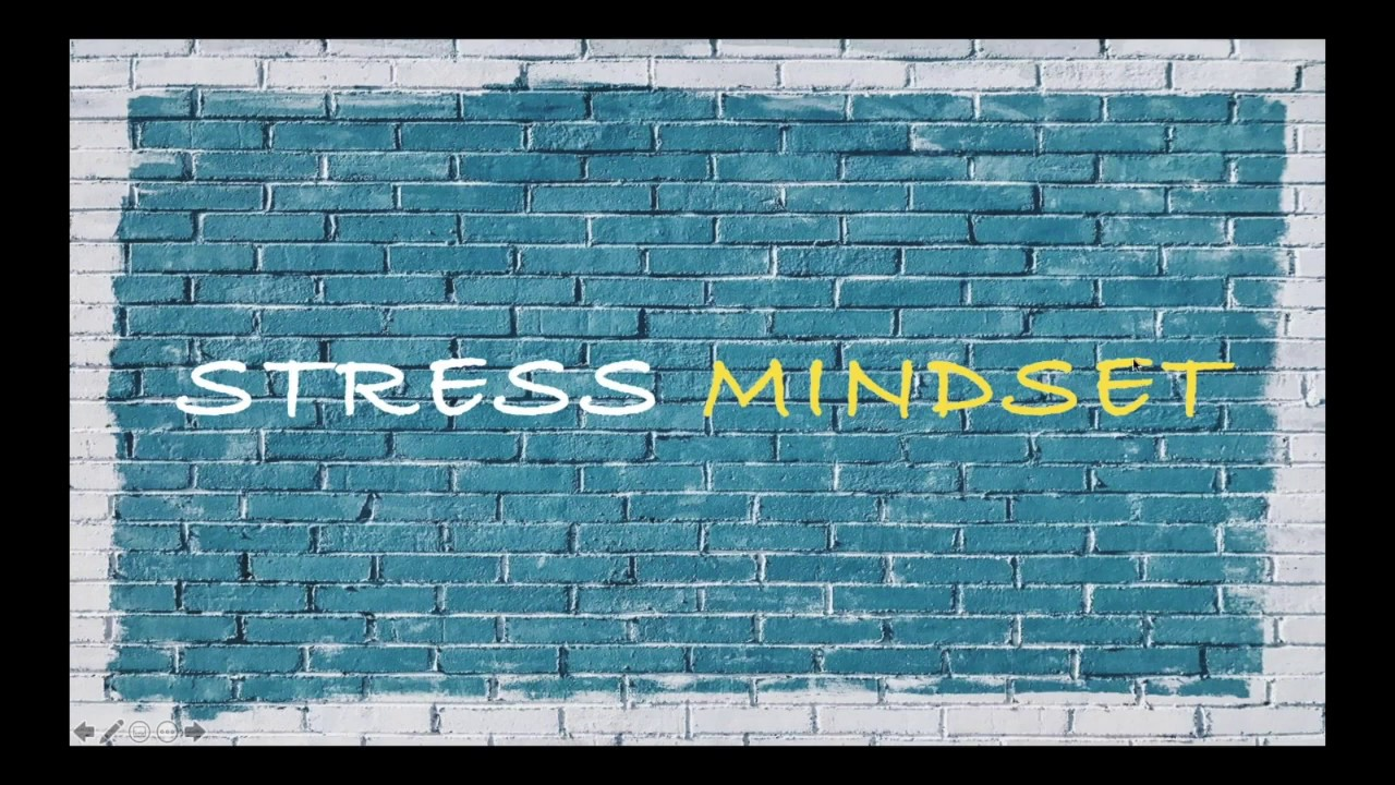 The Stress Mindset: How Stress Can be a Tool for Incredible Performance