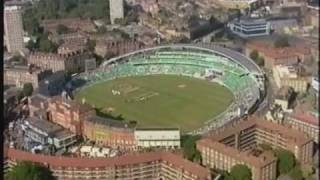 Channel 4 Cricket: Ashes 2005, Fifth Test, Day 1 Opening