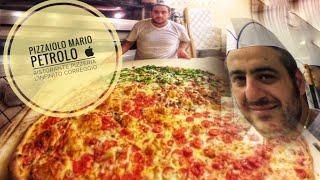 Pizzaiolo Mario Petrolo   RISTORANTE PIZZERIA L