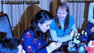 Новогодняя песня по-русски | НАТАЛИЯ ОРЕЙРО