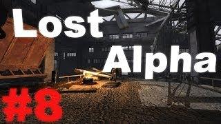 Прохождение сталкер Lost Alpha (часть 8) - Завод Росток(, 2014-05-06T09:19:58.000Z)