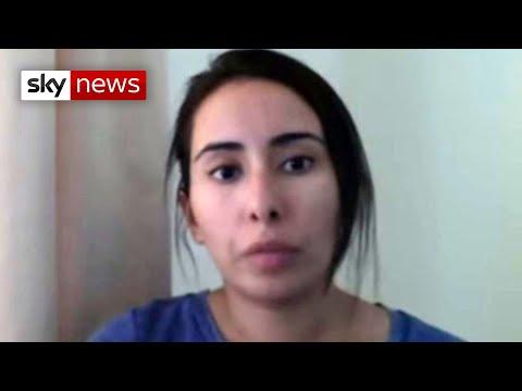 Son's plea for detained UK businessman 'caught in prisoner-swap with Princess Latifa'