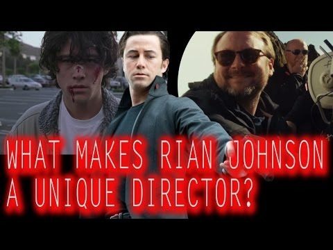 Rian Johnson Directing Style