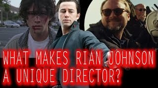 Rian Johnson Directing Style