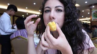 DIM SUM CHINESE FOOD OVERLOAD SHENZHEN CHINA DAY 723 | TRAVEL VLOG IV