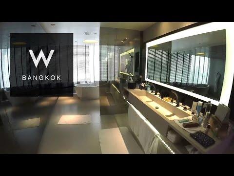 W Hotel Bangkok (Chong Nonsi BTS Skytrain Station)