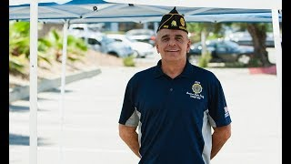 I Am The American Legion: Chris Yates