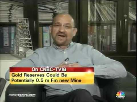 Deccan Gold Mines Mulling Fund Raising Via Rights Issue - Jan 13, 2014 CNBC-TV18