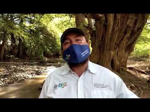 Verifican contaminación del río Tunal en Nombre de Dios; Alfredo Herrera