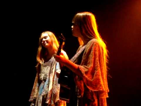 First Aid Kit - Ghost Town (Shepherd's Bush Empire, 20th November 2012)