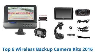6 best wireless backup camera kits 2016