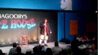 Darkmark stand up comedy