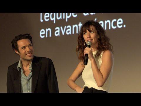 Monsieur Et Madame Adelman - Nicolas Bedos & Doria Tillier - Avant-première (Paris, 27 Février 2017)
