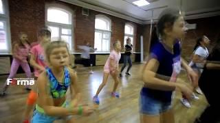 DanceHall - Polina Ilnitskaya - Forma - Танцы !