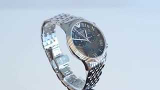 emporio armani watches ar1617 full hd video how to spot fake review price sport classic watch