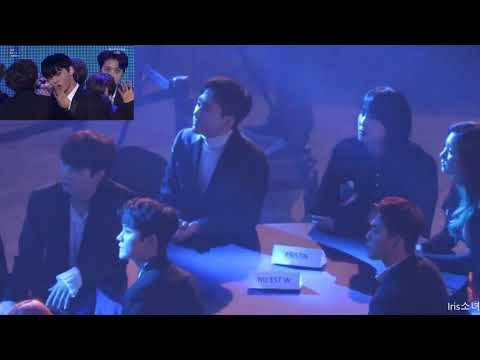 Free Download Nuest W And Pristin Reaction To Wanna One Burn It Up @ Aaa Mp3 dan Mp4