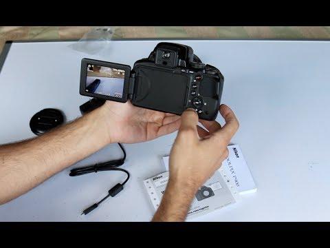 Nikon Coolpix P900 Review Videos