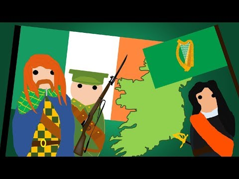 The History of the Irish Flag