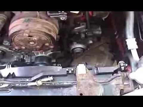1995 Subaru Legacy L - camshaft and crankshaft seal replacement