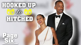 Will Smith And Jada Pinkett Smith's Secret To 20-Plus Years of Marriage | Page Six Celebrity News