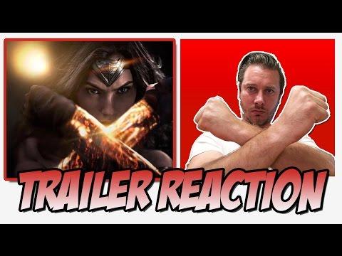 Wonder Woman (2017) Trailer 2 Reaction & Review