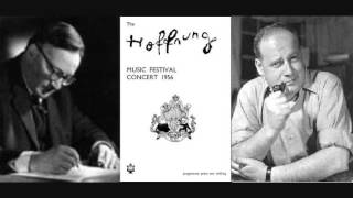Franz Reizenstein - Concerto Popolare Live at The Hoffnung Festival 1956 - YVONNE ARNAUD