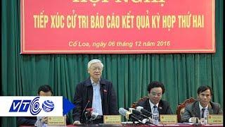 Tổng bí thư: Trịnh Xuân Thanh không thể trốn mãi | VTC