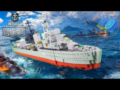 AM CONSTRUIT CORABIA DIN World of Warships