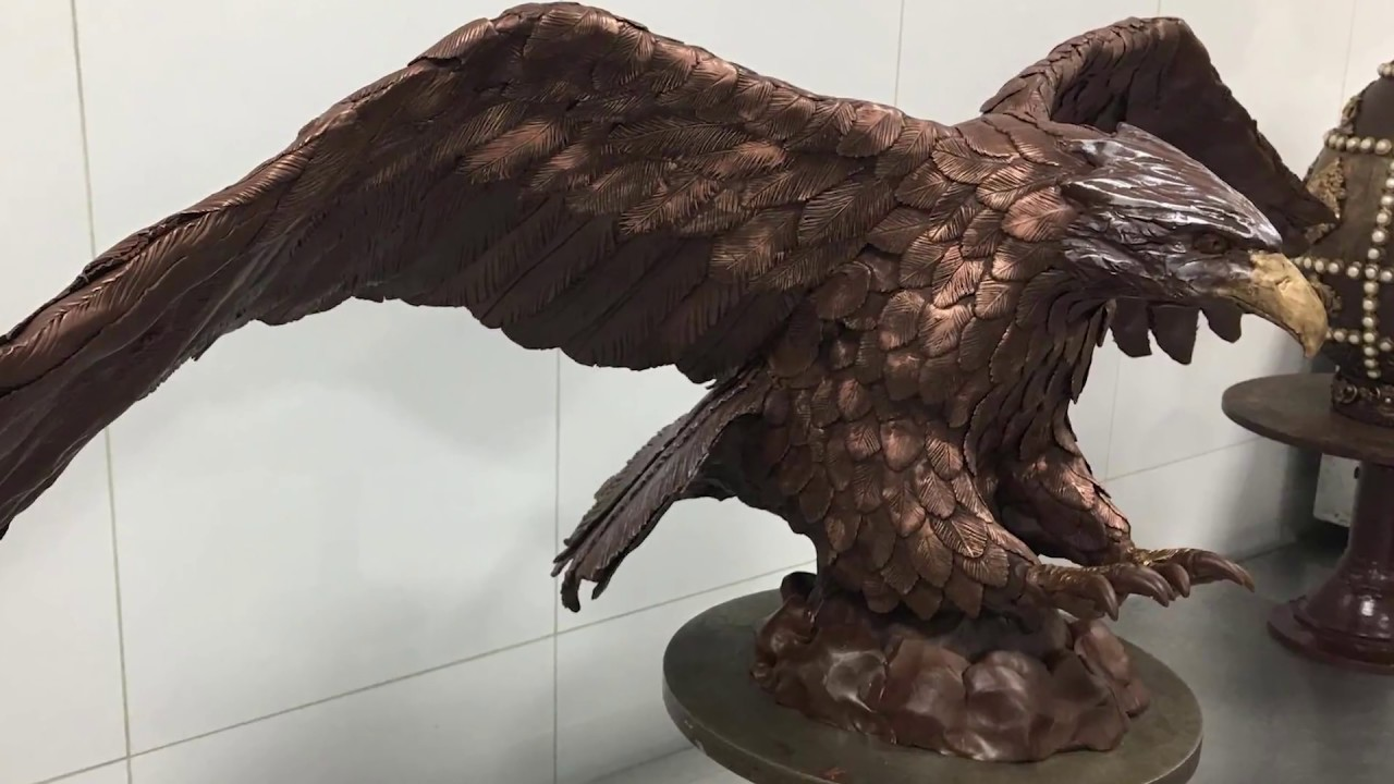 Image result for chocolate sculpture