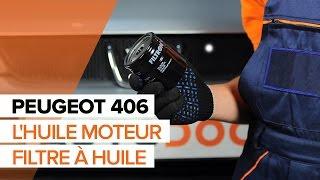 Comment changer Butée élastique suspension du moteur PEUGEOT 406 Break (8E/F) - guide vidéo