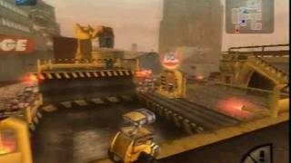 [PS2] Wall-E Gameplay