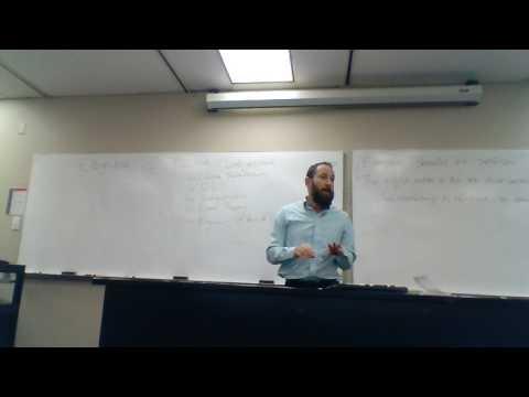 week 4 part I (Ethical Egoism)