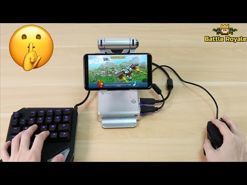 This Device Help Me Cheat In Pixel Gun 3D! (Sorry For Cheating 😔)
