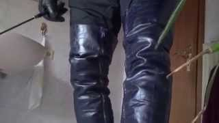 Repeat youtube video great long legs covered with great long boots