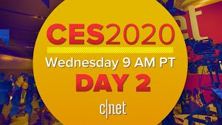 CES 2020 Livestream: Tech tours and demos from the show floor in Las Vegas