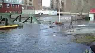 Paterson New Jersey Gets Flooded Out