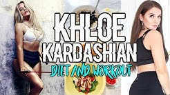Trying KHLOE KARDASHIAN'S Diet & Workout