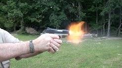 Kimber Ultra Crimson Carry II Shooting Action