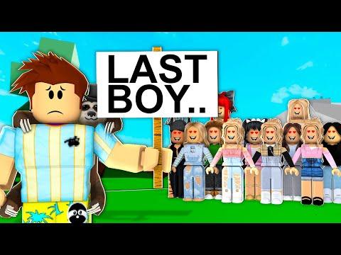 Last Boy On Earth.. (Roblox Brookhaven)