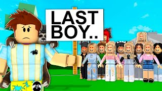 Last Boy On Earth.. (Roblox Brookhaven)