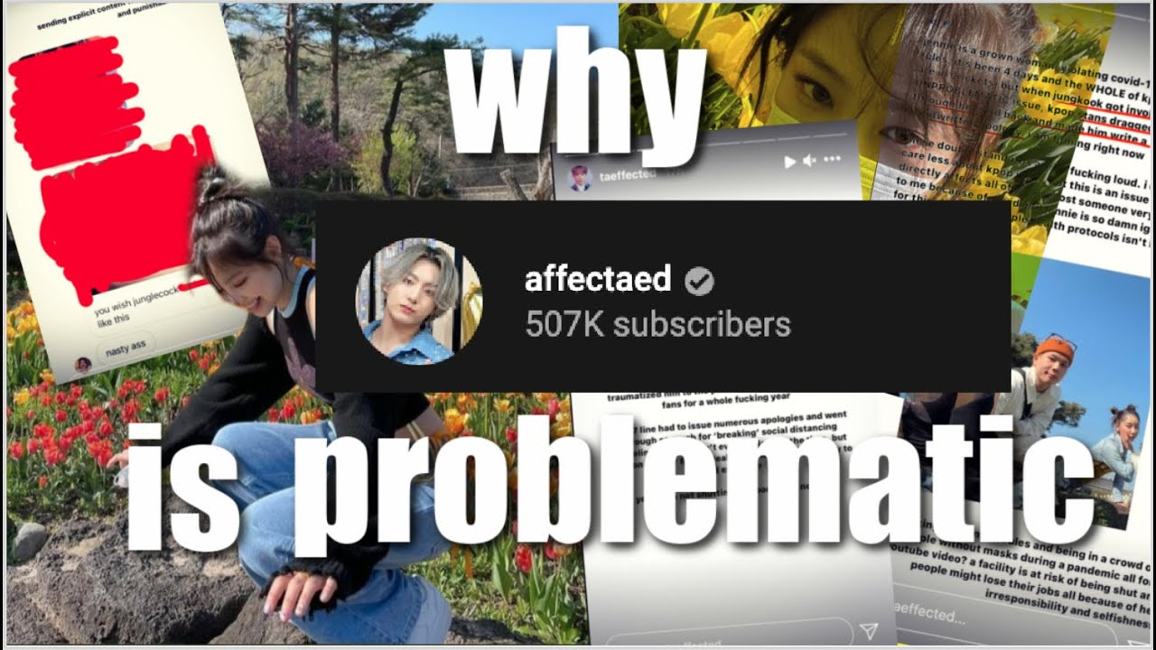 Download the worst kpop youtuber(affectaed)