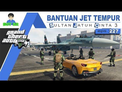 RUDAL MUSUH DARI UDARA - REAL LIFE MOD eps.227 - GTA 5 INDONESIA thumbnail