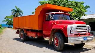 Как делали тюнинг на грузовики ЗИЛ №2